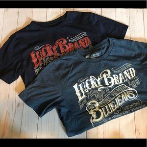 Boys Lucky t-shirts